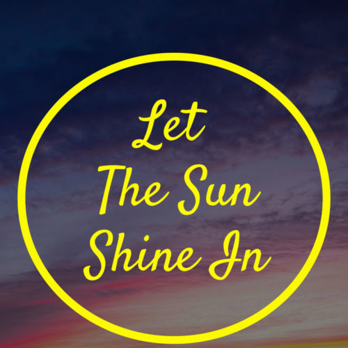 Client Work -  Let the Sun Shine In Promo Poster